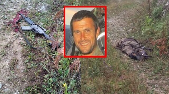 PKK'lı terörist Türk Tarık kod adlı Barış Öner Gümüşhane'de öldürüldü