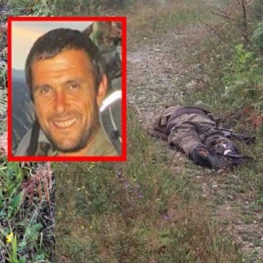 Gümüşhane'de öldürülen teröristler su aramaya çıkmış