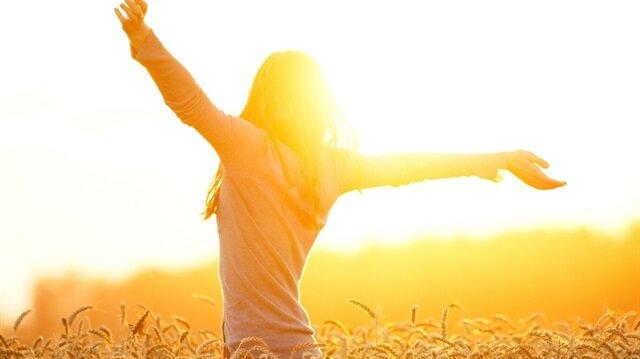 D vitaminini güneşten alın