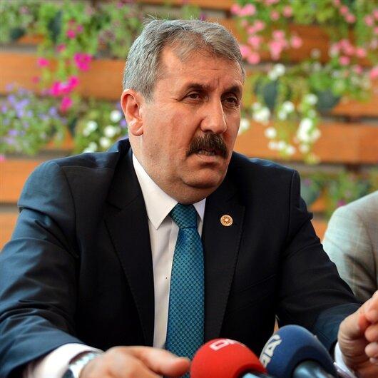 BBP lideri Destici: Yunanistan zeytin dalını hak etmiyor
