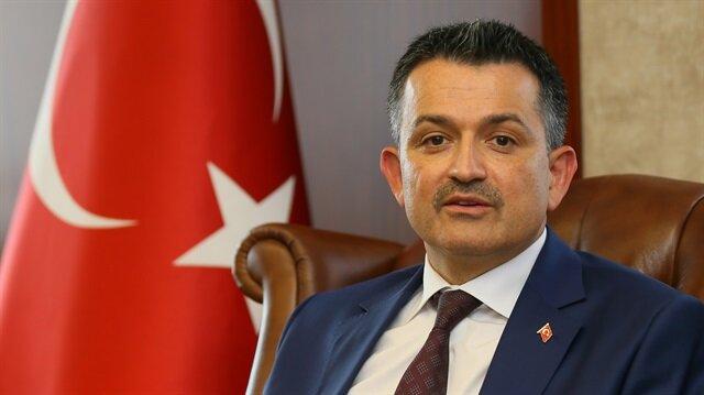 Tarım ve Orman Bakanı Bekir Pakdemirli, Anadolu'nun Fethi Malazgirt 1071 Töreni'ne katıldı. (Fotoğraf: Arşiv)