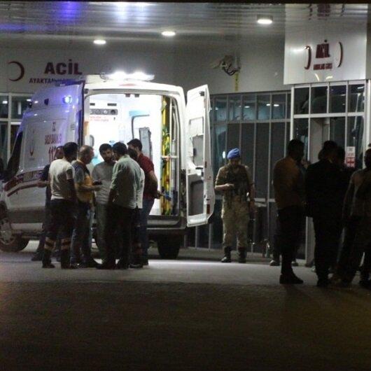 Bingöl'de 1 askerimiz şehit olurken gri listedeki terörist öldürüldü