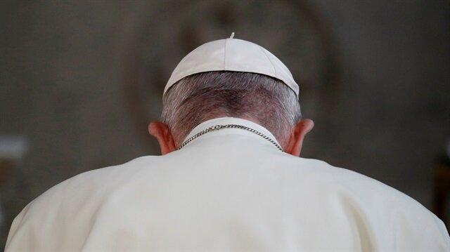 Papa: Utanç duyuyorum