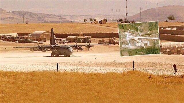 PKK'ya 'uçuşa yasak' koruması