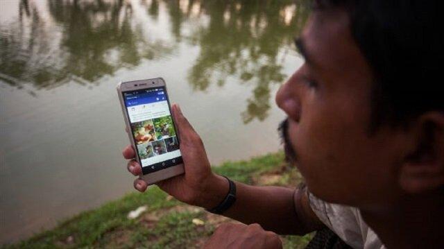 Myanmar'da ırkçılar sosyal medya üzerinden Müslümanlara yönelik ırkçı saldırılar başlatmıştı.