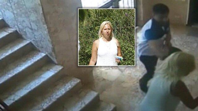 Rusya uyruklu kadının uğradığı gaspın ardından günlerdir evinden dışarı çıkamadığı öğrenildi.