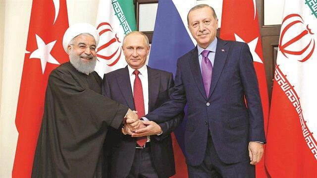 Başkan Erdoğan Tahran'a gidiyor