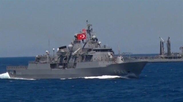 Türkiye'den deniz üssü hamlesi