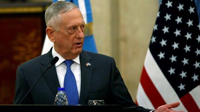Mattis'ten S-400 açıklaması: Endişeliyiz