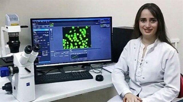 Kanser tedavisi projesiyle ödül alan Özkan: Formülü ninemden öğrendim