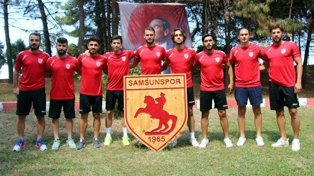 Samsunspor yeni sezonda 2. Lig Beyaz Grup'ta mücadele edecek.