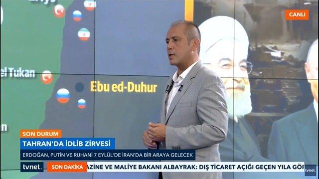 Mete Sohtaoğlu: Yarın İdlib'e bir saldırı olabilir