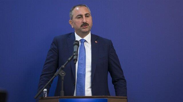 Bakan Gül: AİHM'e yapılan başvurular son 15 yılın en düşük seviyesinde