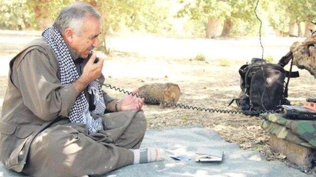 PKK elebaşlarından Murat Kayılan terörist cesetlerinin yakılması talimatını verdi.