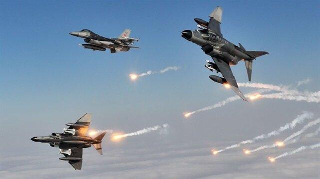 Hatay ve Irak'ın kuzeyi Gara'ya hava harekatı düzenlendi.