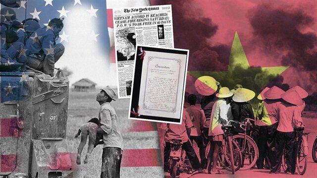 ABD eliyle sömürge üssüne dönüşen Vietnam