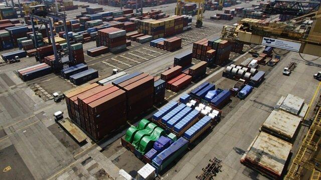7 ayda 1 milyar 23 milyon dolarlık ihracat