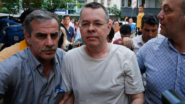 Brunson'un cebinden hem PKK hem de FETÖ çıktı