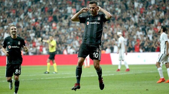 Beşiktaş-Partizan: 3-0