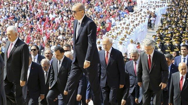Erdoğan: Asla alıkoyamayacaklar