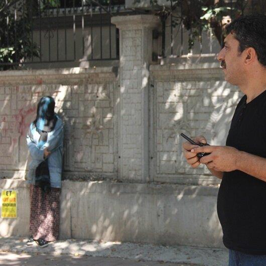 Yüzü kapalı kadın paniği: Bomba alarmı verildi