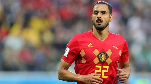 Nacer Chadli, Belçika Milli Takımı ile 2018 Dünya kupası'nda mücadele etmişti.