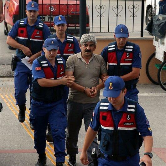 Danıştay davası sanığı Yıldırım tutuklandı