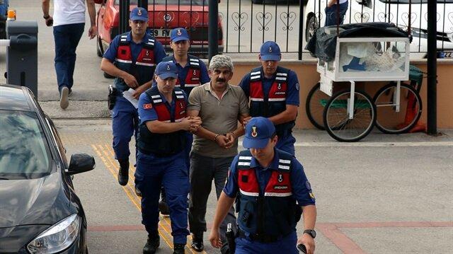 Danıştay sanığı Osman Yıldırım, firar etmek isterken Yunanistan sınırında yakalandı.