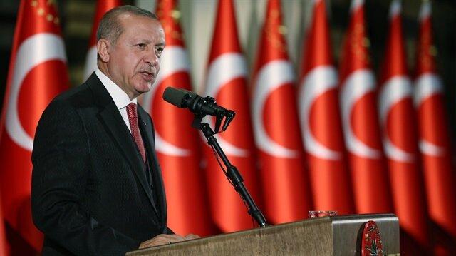 President Recep Tayyip Erdoğan
