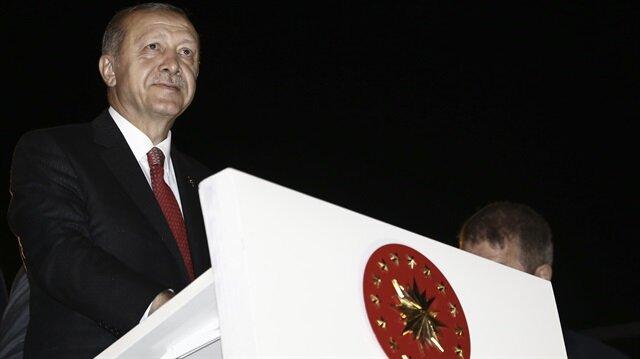 Başkan Erdoğan: Balıkçılığımızı ayağa kaldıralım