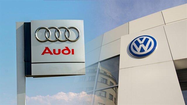 Audi ve Volkswagen