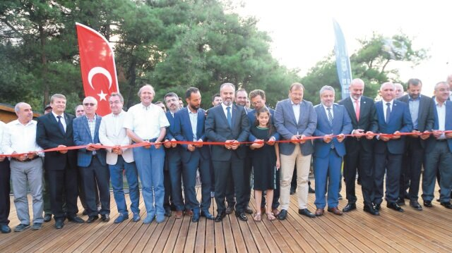 Bursa ExtremPark ziyaretlere açıldı.