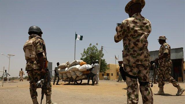 Boko Haram Nijerya'da 30 askeri öldürdü