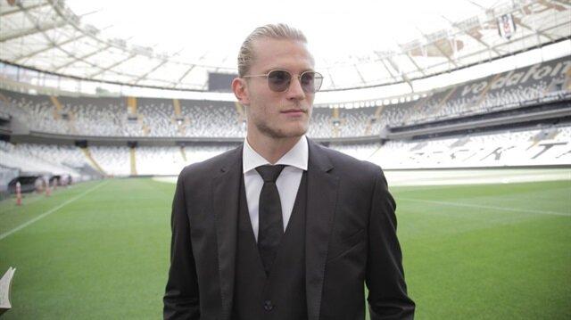 Beşiktaş'ın yeni kalecisi Karius.