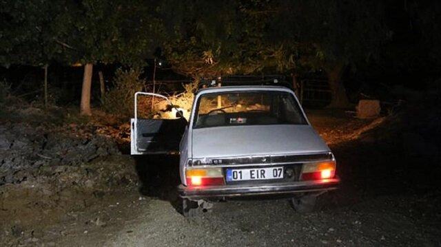 Adana'da mahalleli aracın içinde ölmüş bir şahıs buldu.