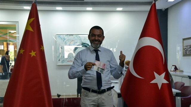 Erdoğan'ın tavsiyesiyle bir ilki gerçekleştirdi
