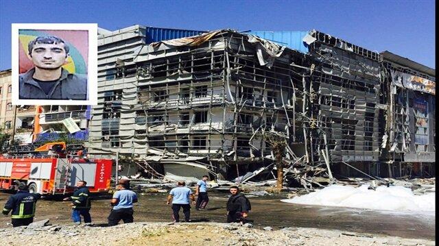 AK Parti Van İl Başkanlığı'na bombalı saldırı düzenleyen terörist öldürüldü