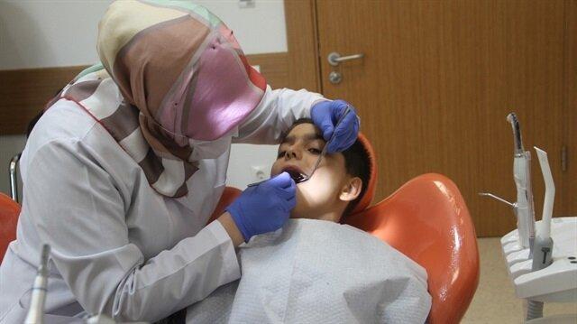 Süt dişlerindeki çürük genel sağlığı etkiliyor
