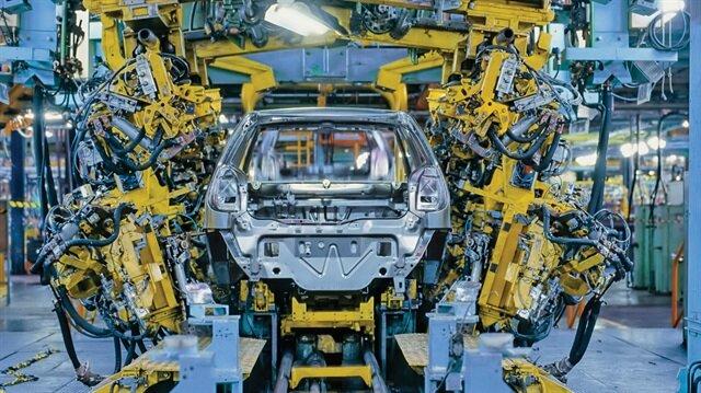 Borsada işlem gören otomotiv şirketlerinin ilk yarıdaki toplam satışları, geçen yılın aynı dönemine göre yüzde 18,3 arttı.