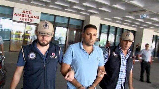 PKK'nın Avrupa'daki sözde yöneticisi Yunanistan sınırında paketlendi