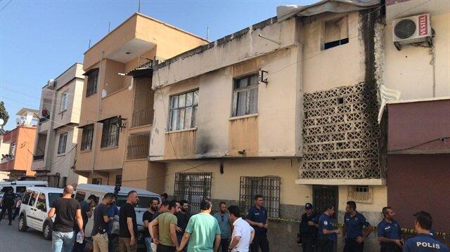 Mersin'de dehşet evi: 5 ölü