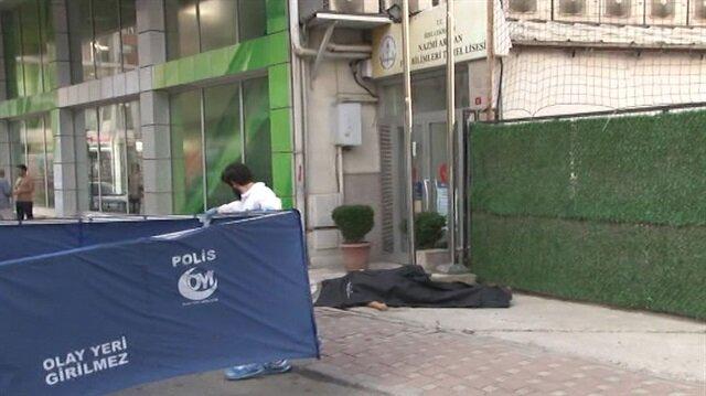 Çekmeköy'de astsubay ile polis arasında silahlı çatışma