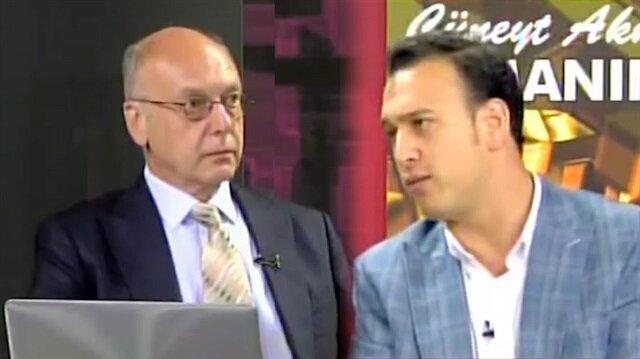 Halk TV ekonomistinin skandal çağrısına sunucu bile dayanamadı