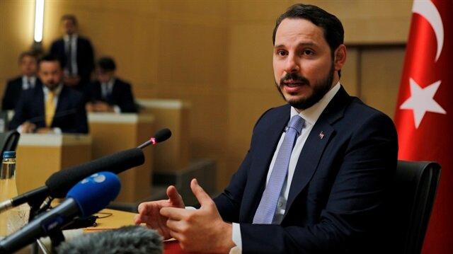 Bakan Albayrak: Halkbank ile ilgili ceza beklemiyoruz