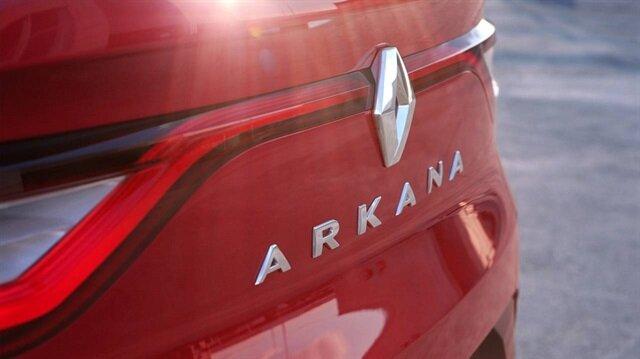Yeni Renault Arkana