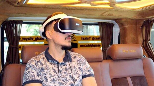Başkan Erdoğan'ın sözünü dinleyen taksici: Her türlü hizmetimiz var
