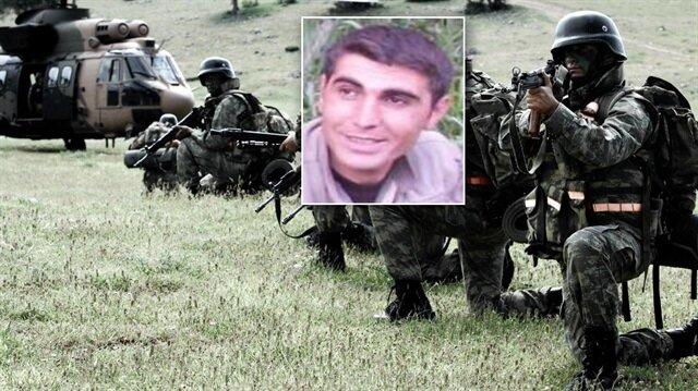 1 milyon TL ödülle aranan terörist öldürüldü