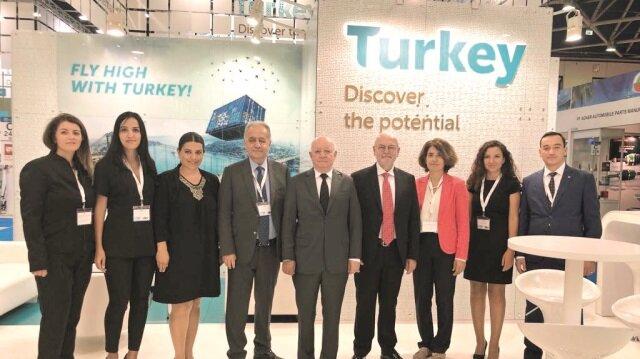 Türk otomotiv endüstrisi, Rusya ile iş birliği fırsatlarını geliştirmek ve ihracata ivme kazandırmak için MIMS Automechanika Moskova Fuarına katıldı.