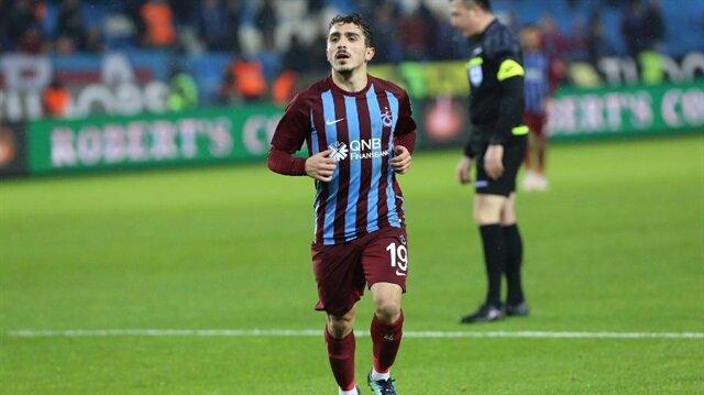 Abdülkadir Ömür bu sezon Trabzonspor formasıyla 3 maçta forma giydi.