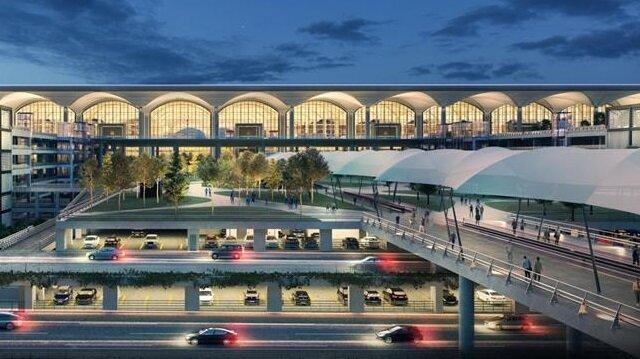İstanbul Yeni havalimanı yolcu taşıma ihalesi tamamlandı